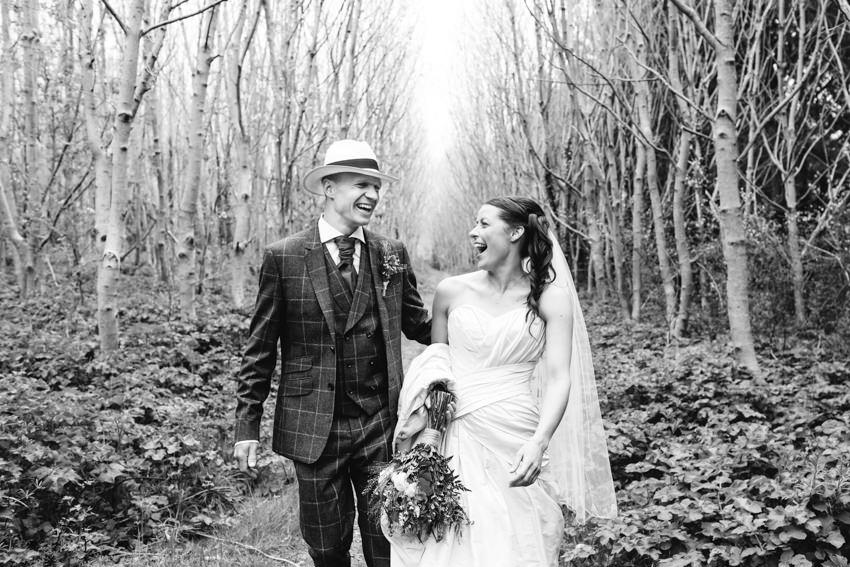 Retorrick Mill Wedding, Newquay, Festival Theme Wedding