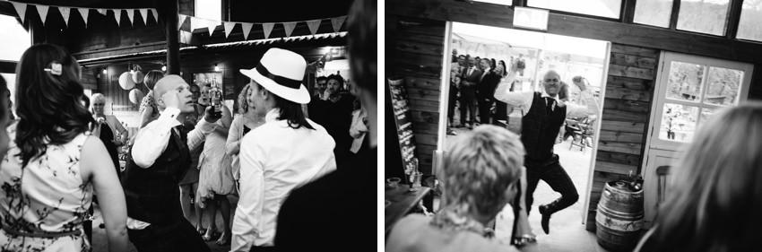 Retorrick Mill Wedding, Newquay, Festival Theme Wedding