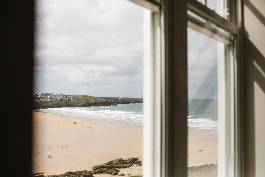Headland, Hotel, Wedding, Cornwall, Beach, Ceremony