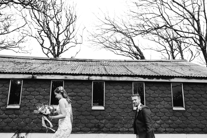 Farm, Elopement, Freathy, Cow Shed, Rustic
